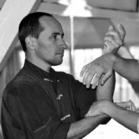 Enseignant wing chun kung fu traditionnel de guangzhou ( canton ) Chine