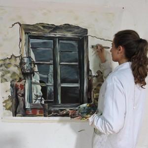 am lie lille nord artiste plasticienne donne des cours de dessin et de peinture lille et. Black Bedroom Furniture Sets. Home Design Ideas