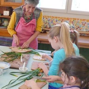 Evelyne carcassonne aude carcassonne enfants partir for Stage cuisine enfant