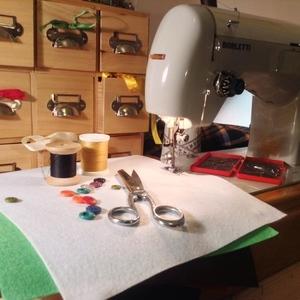Lucy nantes loire atlantique cr atrice textile donne - Cours de couture nantes ...