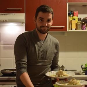 Gilles strasbourg bas rhin j 39 enseigne la cuisine une for Professeur de cuisine