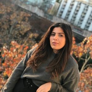 Kenza Drancy,Seine Saint Denis : Etudiante en économie